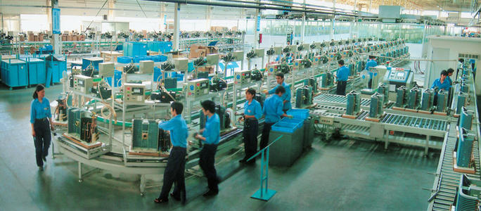 Air conditioning production has strong demand for copper pipes
